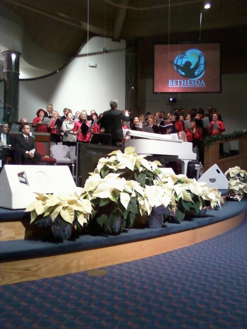 Christmas Celebration - Romanian Pentecostal Church - Troy, MI