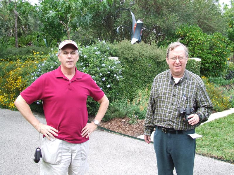 Bok Tower Gardens -  Rob and Dan Moak